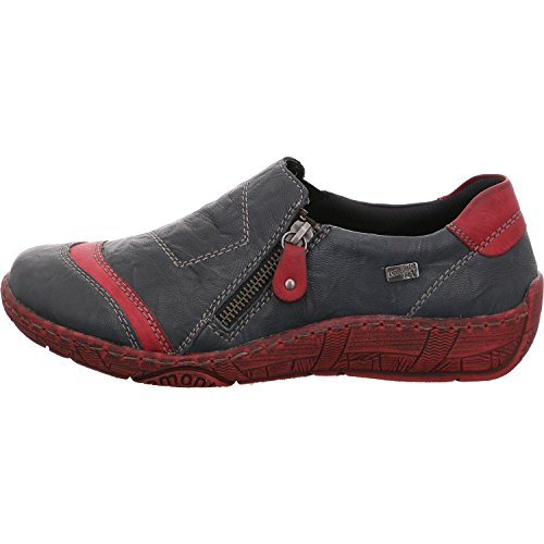 RemonteRemonte Damen Slipper - Scarpe chiuse Donna navy/wine / 14