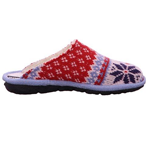 Romika, Pantofole donna Rosso/Colorato