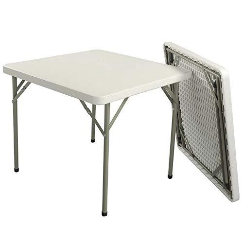 Klapptisch YANFEI, Quadratische Tabelle, Kombination Kleine Tabelle Teleskopische quadratische Tabelle Mahjong Tabelle