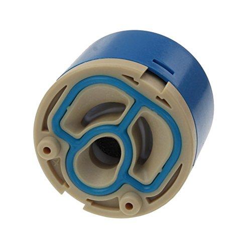 einhebelmischer kartusche Keramik-Kartusche 40 mm für Armaturen Ersatzkartusche Einhebelmischer Wasserhahn Kartusche Ersatz