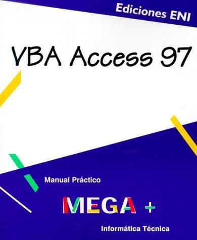 VBA Access 97 (Mega +)