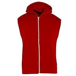 A2Z 4 Kids® Kids Girls Boys Plain Gilet Fleece Hoodie Zipper Sleeveless Jacket Age 7 8 9 10 11 12 13 Years