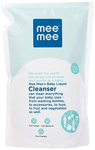 Mee Mee Anti Bacterial Baby Liquid Cle...