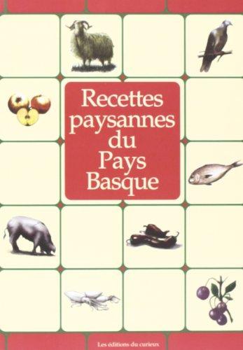 Recettes paysannes du Pays Basque