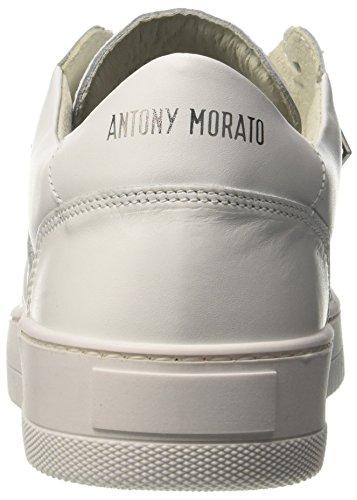 Antony Morato Mmfw00907-le300001, Sneaker Uomo Bianco