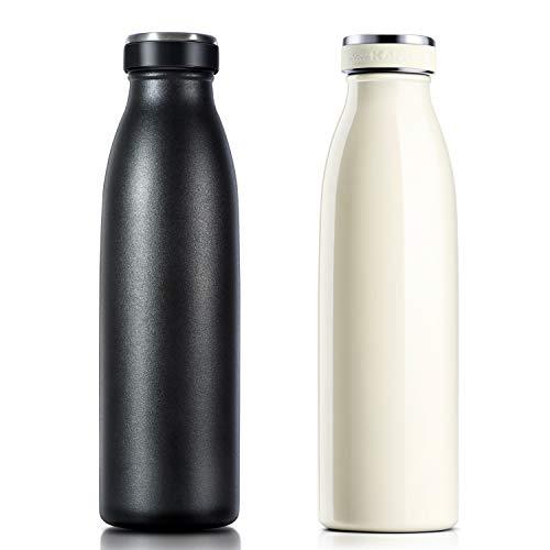 Love-KANKEI Bottiglia Termica / Thermos - Termos Bottiglia con doppio isolamento e...