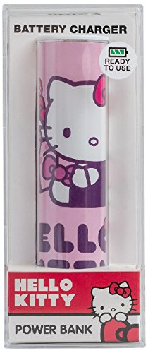 Tribe Hello Kitty Gift USB Portable Universal Power Bank External Battery Charger for Smartphone