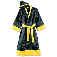 schwarz Ausr/üstung f/ür Muay Thai Polyester-Satin-Stoff M.A.R International Ltd Boxershorts f/ür Kickboxen /& Thaiboxen MMA-Hose