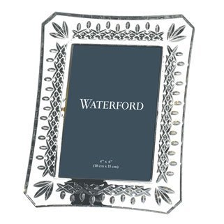 Waterford Crystal Lismore 4-by-6-Inch Frame by Waterford