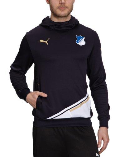 PUMA Herren Sweatshirt TSG 1899 Hoffenheim Hoody, new navy, XL, 739444 01