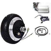 GZFTM 6.5 Pulgadas 48v 350w eléctrico Scooter Motor Kit eléctrico monopatín conversión Kit eléctrico ...
