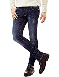 GUESS M73AN1 D2NJ0 SKINNY JEANS Homme
