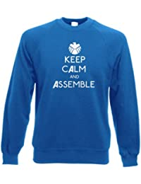 Bleib ruhig und montier T-Shirt für Erwachsene Tasse