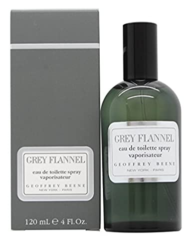 Beene grau flanell Eau de Toilette Spray, 120ml