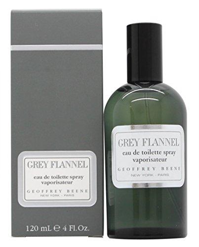 Beene grau flanell Eau de Toilette Spray, 120ml (Toiletten Grau)
