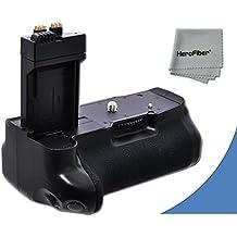 High Performance, Multi Power Battery Grip for Canon EOS Rebel T5i, T4i, T3i, T2i, EOS 700D, 650D, 600D, 550D DSLR Cameras