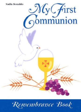 My First Communion: Remembrance