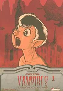 Vampires Edition simple Tome 1