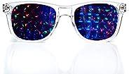 Premium Starburst Diffraction Gl - Ideal for Raves, Festivals, and More