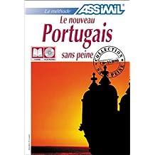 Le Nouveau Portugais sans peine (1 livre + coffret de 4 CD)