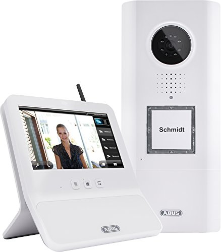ABUS Security-Center ABUS Eycasa Video-Türsprechanlage