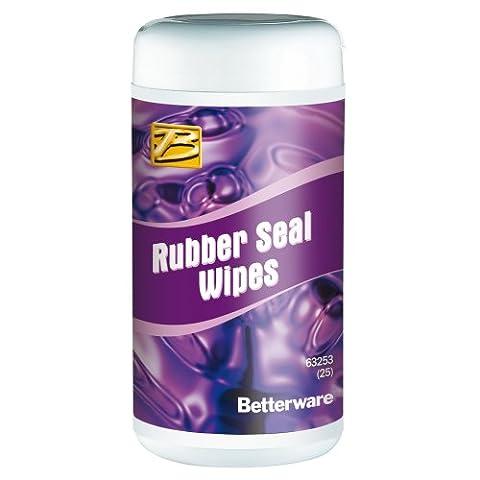 25 Washing Machine Rubber Seal Wipes