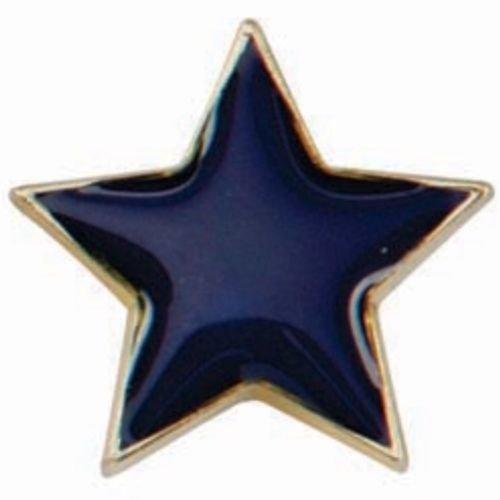 Schulen Abzeichen, Blau, Sterne-schule Auszeichnung Abzeichen 20mm (20 Auszeichnungen)