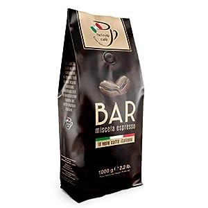 NIK FINELLI CAFFE'- BAR MISCELA ESPRESSO - IL VERO CAFFE' ITALIANO - caffè artigianale in grani 1 kg