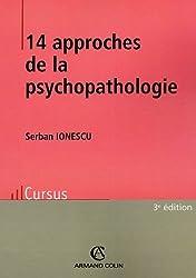 14 Approches de la psychopathologie
