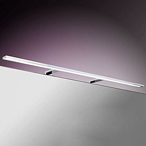 BAYTTER LED Spiegelleuchte Spiegellampe 13W aus Aluminum wasserdicht IP44 Badlampe