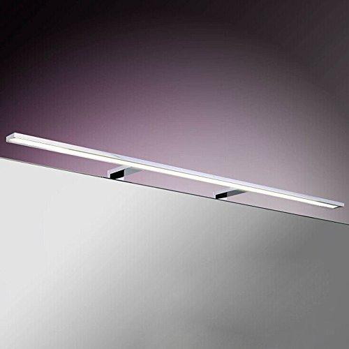 BAYTTER® LED Spiegelleuchte Spiegellampe 13W aus Aluminum wasserdicht IP44 Badlampe Badleuchte warmweiß