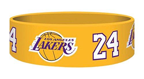 NBA Herren Los Angeles Lakers Armband, Mehrfarbig