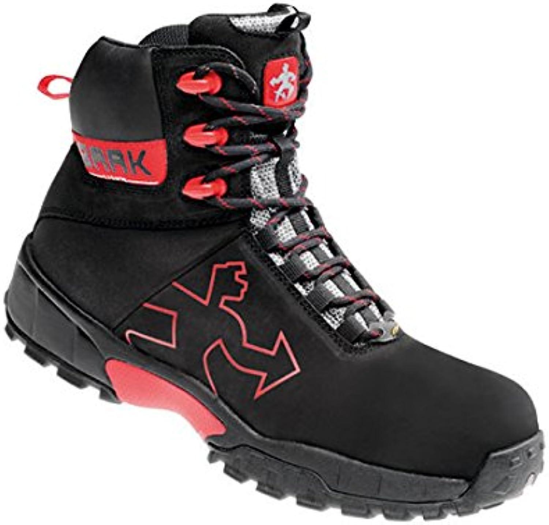 Seguridad de seguridad botas de Robert sports Light S2P ESD zapatos BGR191 colour negro, 7374