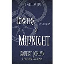 [(Towers of Midnight)] [ By (author) Robert Jordan, By (author) Brandon Sanderson ] [September, 2014]