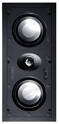 Canton InWall 845 LCR Einbau-Lautsprecher (Nenn-/Musikbelastbarkeit: 70/140 Watt) 1 Stück weiß