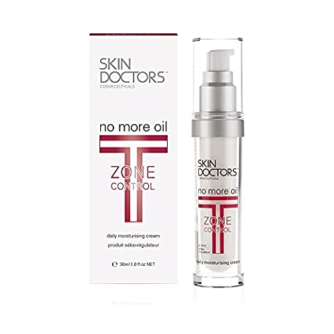 Skin Doctors T Zone Control Tägliche Anti-Fett-Feuchtigkeitspflege, 1er Pack (1 x 30 ml)