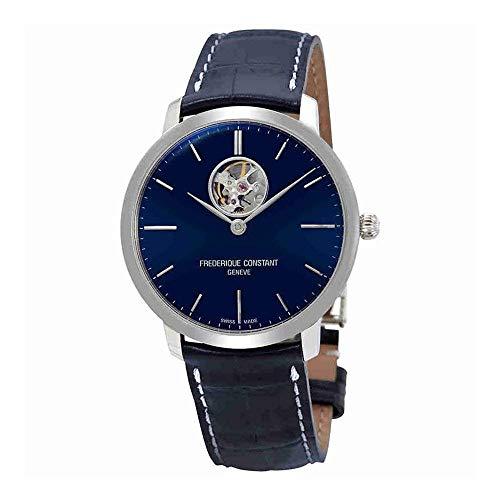 Frederique Constant Slimline Reloj de hombre automático 40mm FC-312N4S6