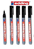 Edding 361Whiteboard Marker, feine Spitze, 5 Stifte