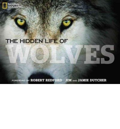 [ THE HIDDEN LIFE OF WOLVES ] By Dutcher, Jamie ( AUTHOR ) Mar-2013[ Hardback ]