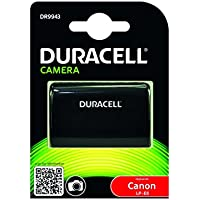 Duracell DR9943 Analog Canon LP-E6 Battery for EOS 60D 70D 7D 5D Mark 2 Mark 3 7.4V 1600 mAh