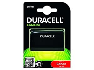 Duracell Replacement Digital Camera Battery for Canon LP-E6 Battery
