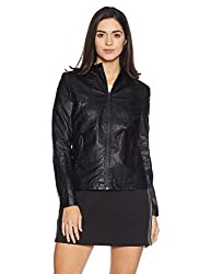 Fort Collins Womens Jacket (1001_Black_M)