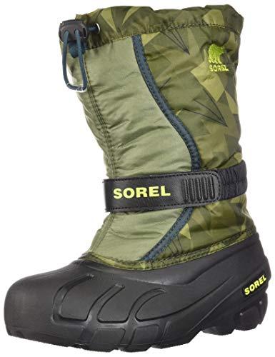 Sorel - Youth Unisex Little Childrens Flurry Print Shell Boot