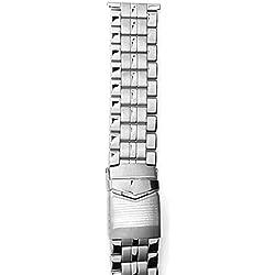 Armband für Uhren aus Edelstahl 24mm 410901