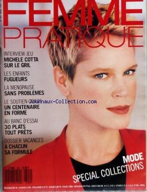 FEMME PRATIQUE [No 311] du 01/11/1989