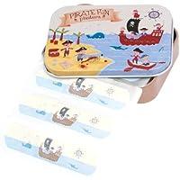 Kinderpflaster PIRATE FUN lustige Piraten in der Geschenkbox preisvergleich bei billige-tabletten.eu