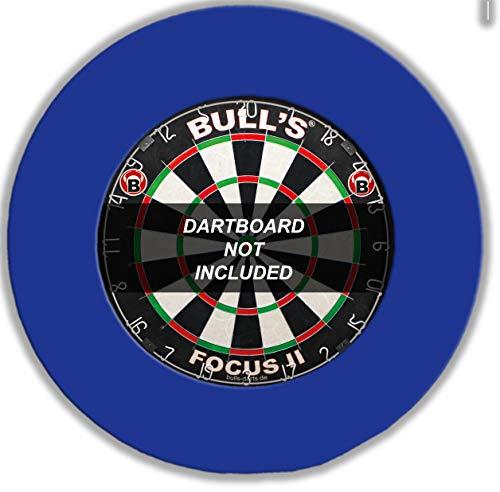 Bull's contorno per tabellone freccette, blu, 68402.