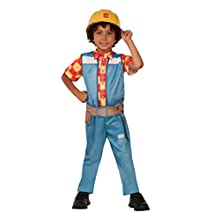 Rubie's Official Bob The Builder Children's Costume, S (3-4 years)