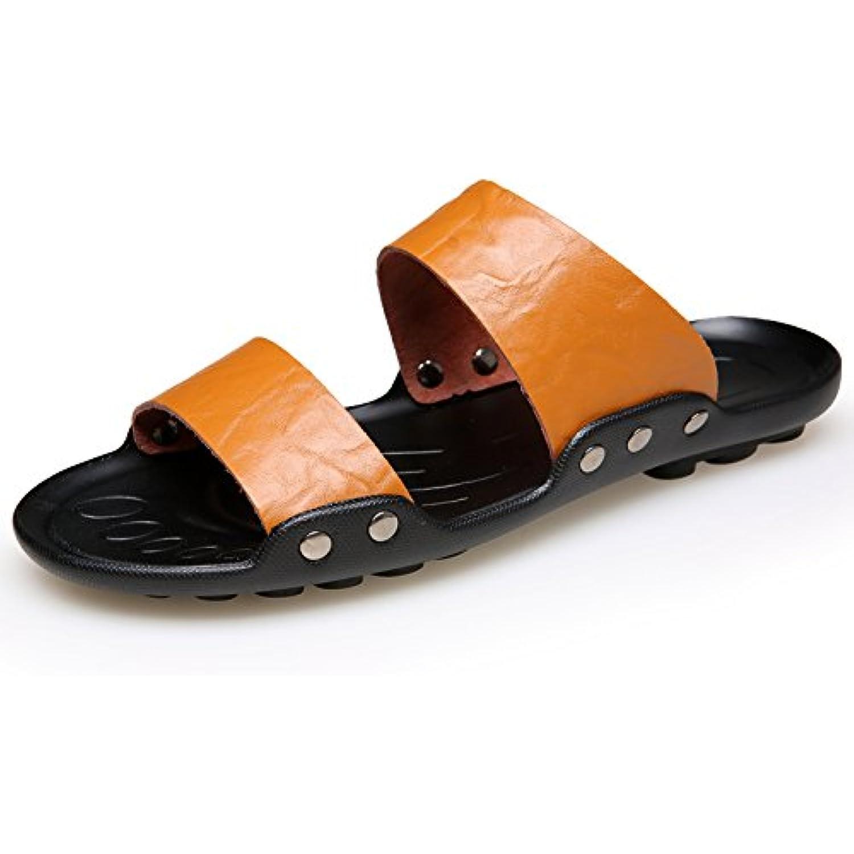 xing lin uomo sandali uomo sandali estivi in spiaggia, pantofole scarpe da ragazzi gratuito pantofole spiaggia, da uomo scarpe casual... Parent 54a1a6