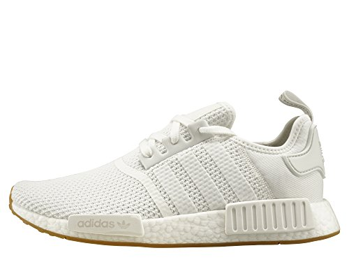 adidas Originals NMD_R1 PK Chaussures Blanches - 45 1/3 FR - 10 1/2 UK 6ee0ozAdC